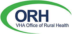 Logo for the VHA Office of Rural Health